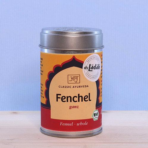 Fenchel, ganz, 40 gr. Bio