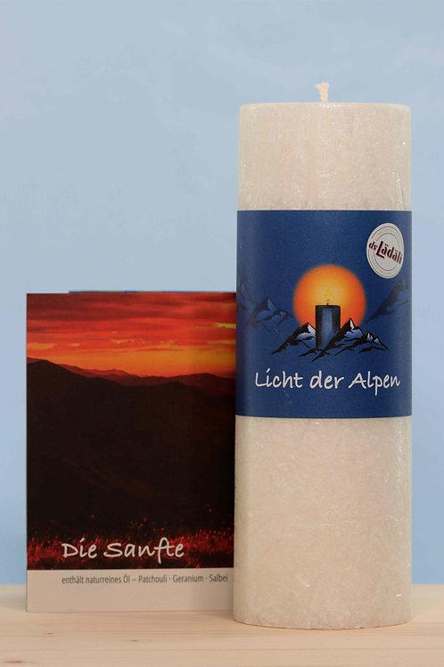 Die Sanfte (Serie Licht der Alpen), 80 Std. Brenndauer