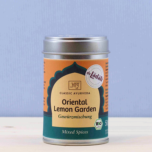 Oriental Lemon Garden Gewürzmischung, Bio