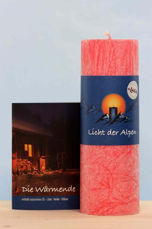 Die Blumige (Serie Licht der Alpen), 80 Std. Brenndauer