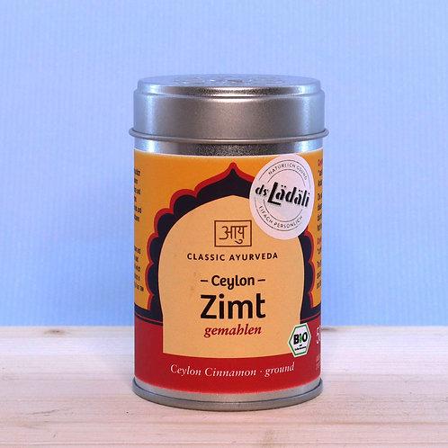 Zimt (Ceylon) , gemahlen, 50 gr. Bio