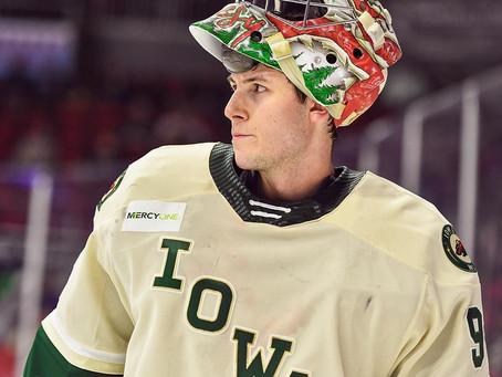 Jones named AHL Player of the Week