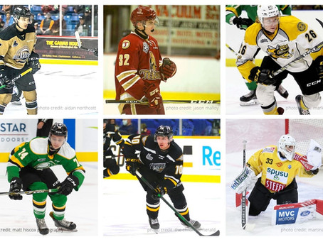 Seven M&T Players On NHL Central Scouting List For January