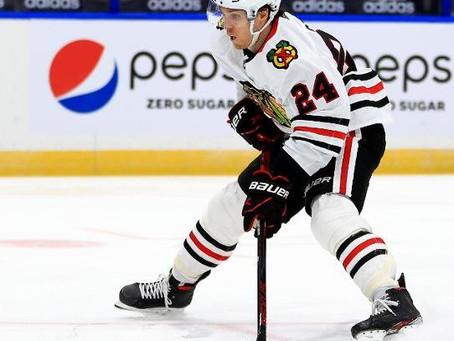 Pius Suter makes NHL debut