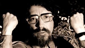 Sessão de fotos Raul Seixas de óculos