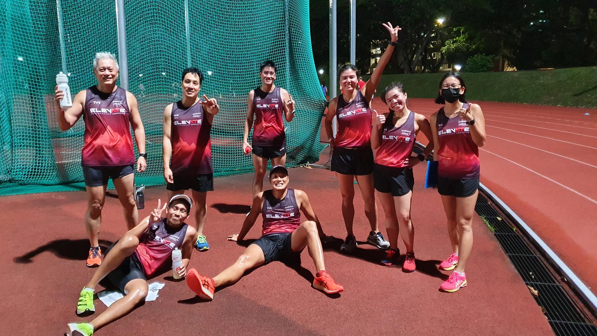Elevate Track Squad