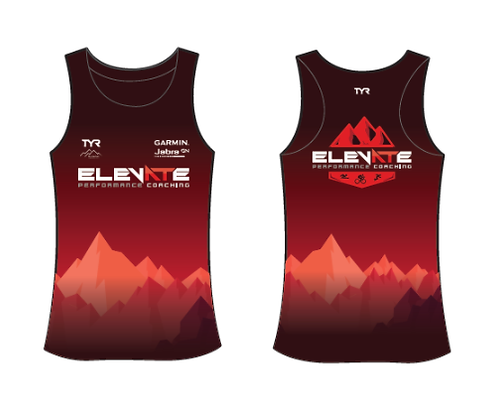 Elevate Running Singlet (Male S)