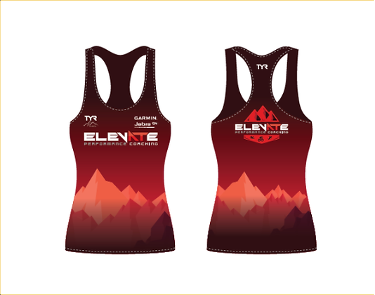 Elevate Running Singlet (Female S)