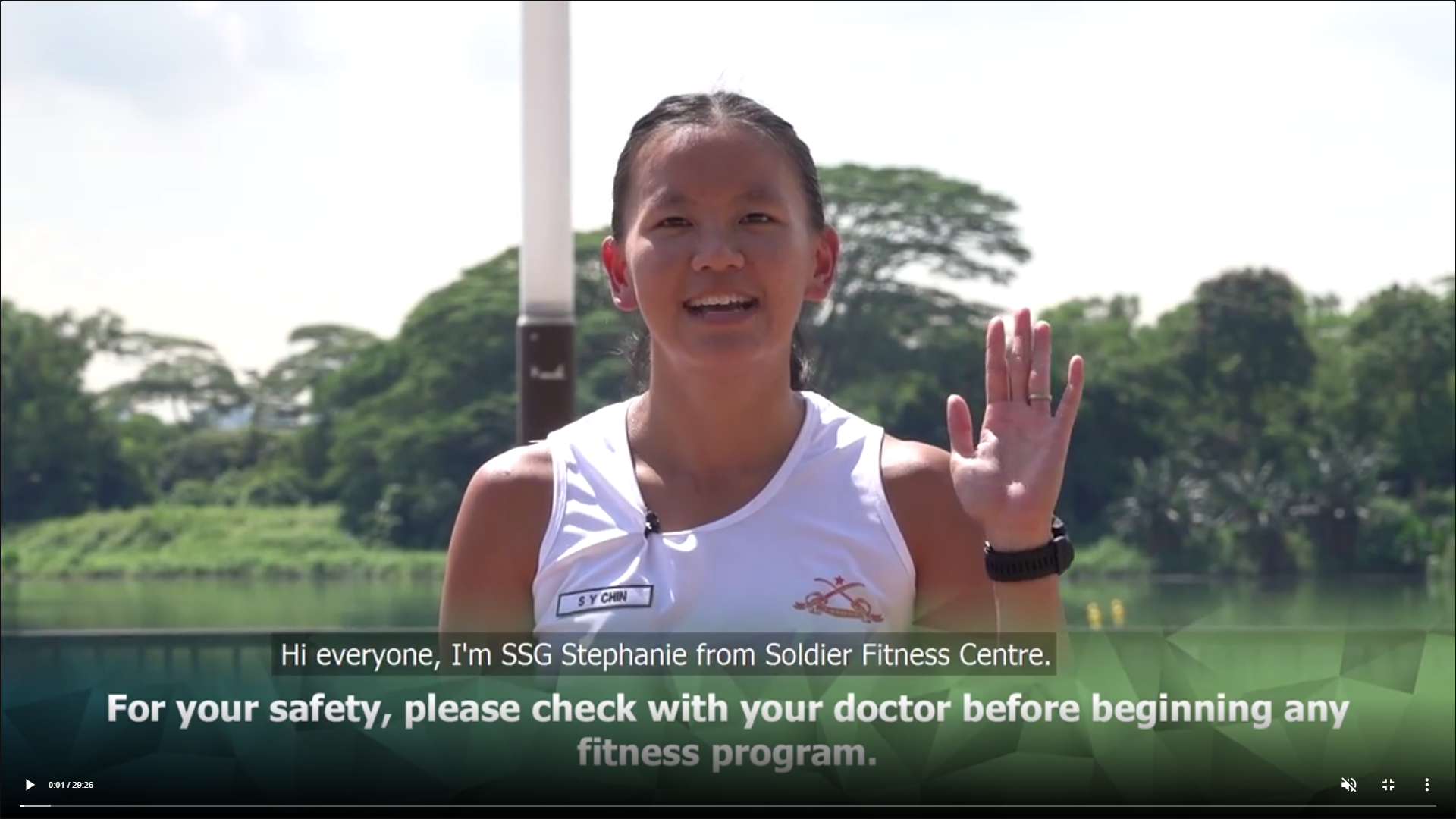 Soldier Fitness Centre