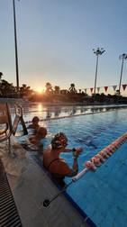 Elevate Swim Squad Training