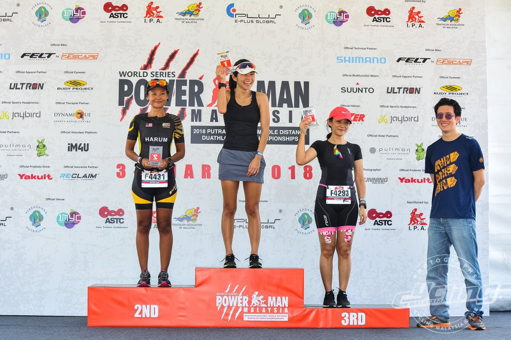 Powerman Asia Duathlon Championships