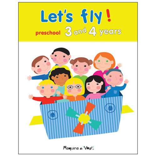 Let's Fly! Preschool 3 and 4 years
