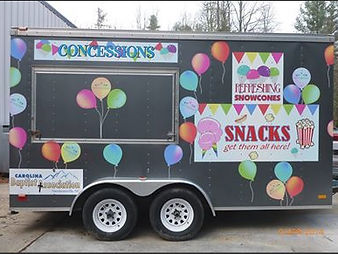CBA Concession Trailer