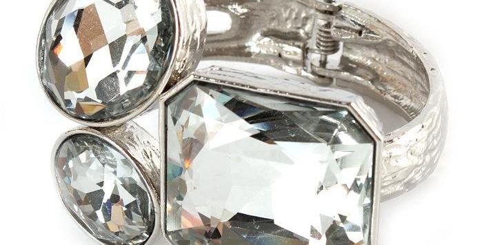 Diamond Chunk Bracelet