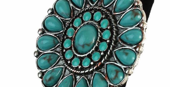Antique ring turquoise