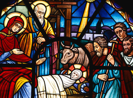 The Nativity of Our Lord | The Rev. Scott Lee