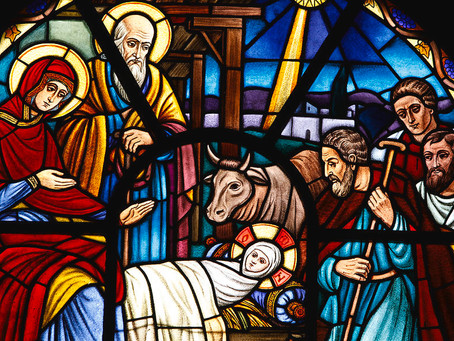The Nativity of Our Lord   The Rev. Scott Lee
