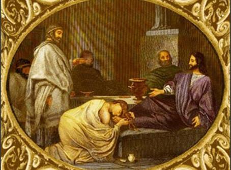 The 5th Sunday in Lent | The Rev. Natalie Blake