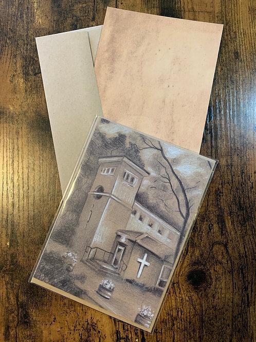 Original Art Card - Wheeler