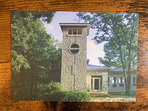 Community of St. Mary Postcard