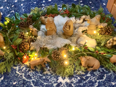 The Eve of the Incarnation | By the Rev. Dr. Julia Gatta