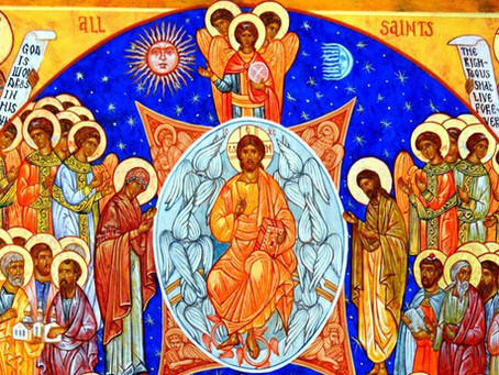All Saints' Day | By The Rev. Larry Carden