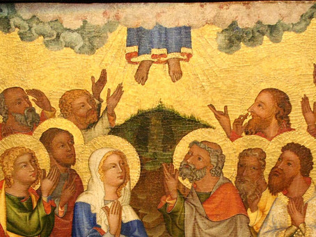 The Feast of the Ascension | By The Rev. Warren Swenson