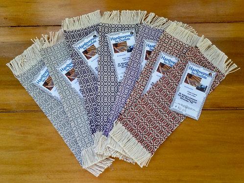 Hand Woven Bookmark