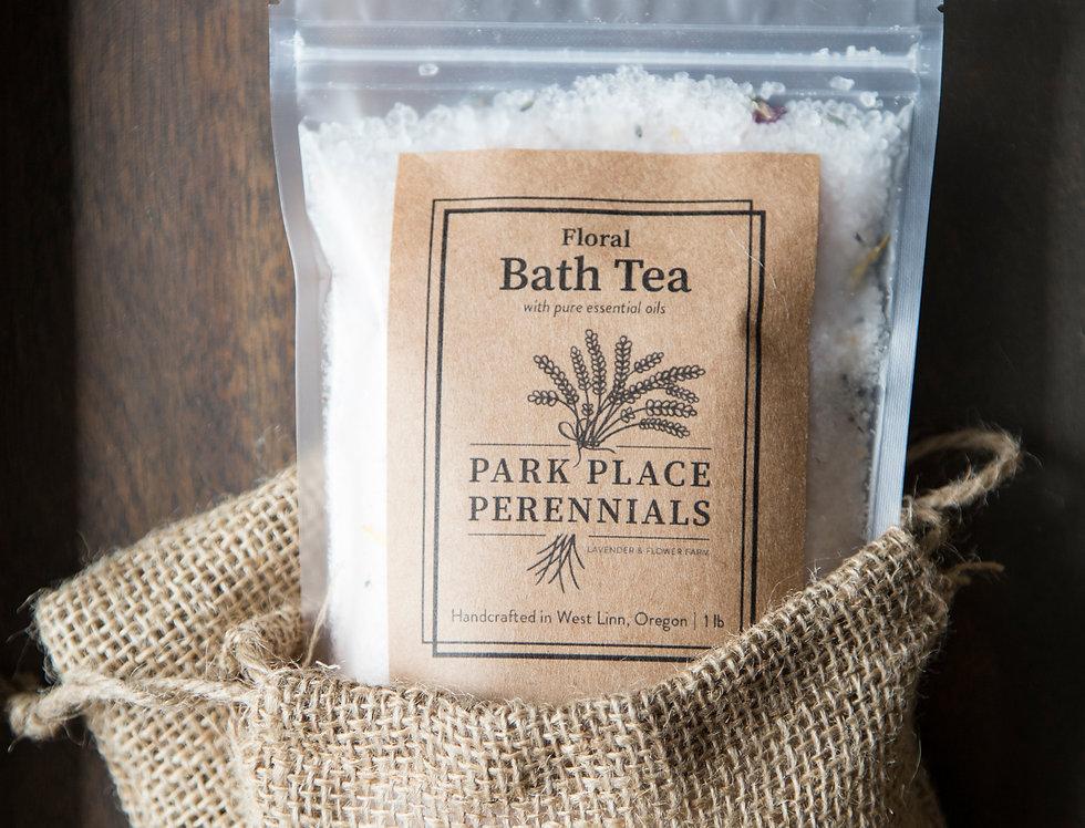 Floral Bath Tea