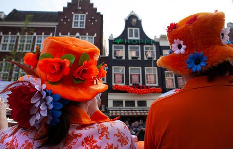 Amsterdam   Flower Ladies