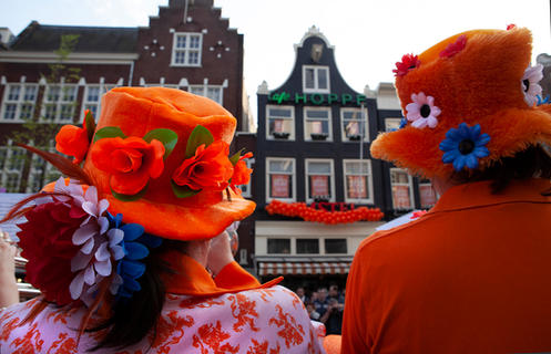 Amsterdam | Flower Ladies