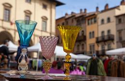 Aretso | Vintage Wine Glasses
