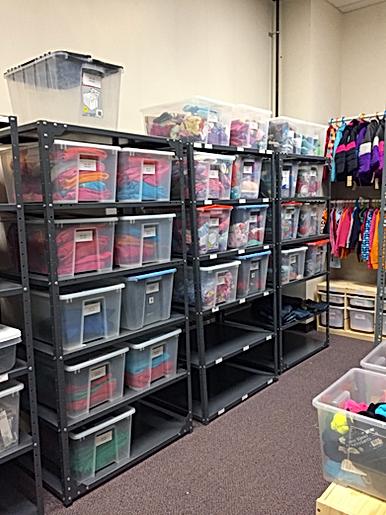 Organized Storage Boxes