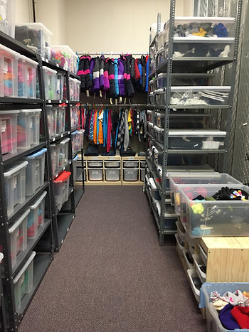Organized Corporate Storage Unit, Dreamy Corporate Storage