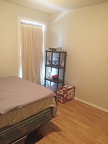 Uncluttered Room