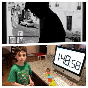 James Max Park autism cubing speedcubing