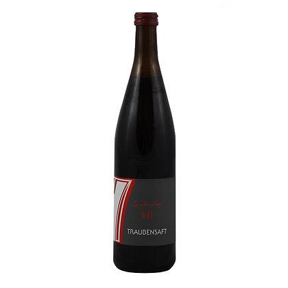 t2 Traubensaft natur trüb Portugieser alkoholfrei Kinder Weingut Siebenhof Zotzenheim Qualitätswein Rheinhessen
