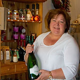 Hauswirtschafterin Angelika Sieben Weingut Siebenhof Geschenke Lädchen