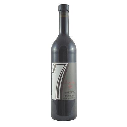 p3 Dornfelder Barrique Prestige Rotwein trocken Holz Edel Weingut Siebenhof Zotzenheim Qualitätswein Rheinhessen
