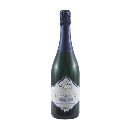 s4 Sekt trocken Winzersekt Riesling Weingut Siebenhof Zotzenheim Rheinhessen Qualitätswein Traditionell Flaschengärung