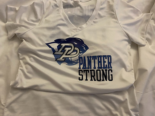 DPHS Track Moisture Wick-Away shirts