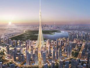 Torre de observación en Dubai de Calatrava pasa pruebas de viento
