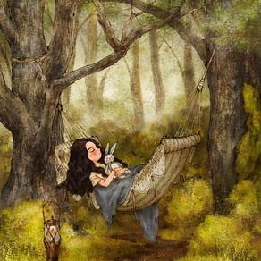 Cachons-nous dans les bois, tant que le Corona n'y est pas!
