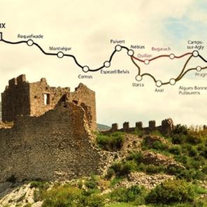 Le Sentier Cathare (rando)