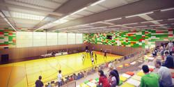 Thuir, Halle des Sports