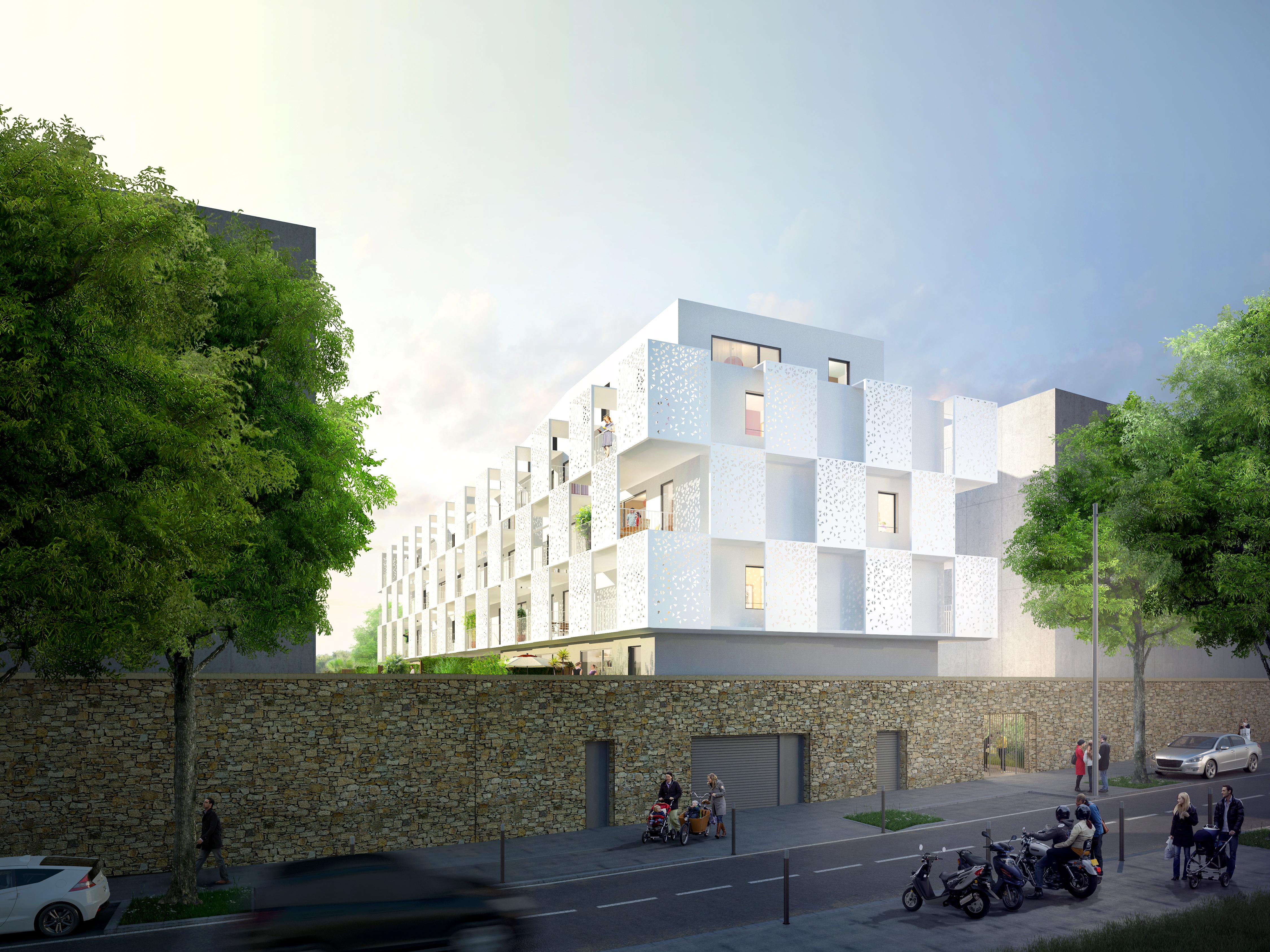 Montpellier, Logements