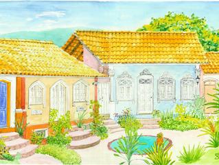 Pousada and Guesthouse Vila Serrano