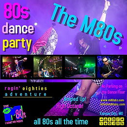 The M80s | 80s band