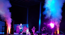 The M80s at Grandview Amphitheater