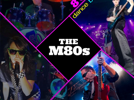 The M80s Band Is All 80s All the Time